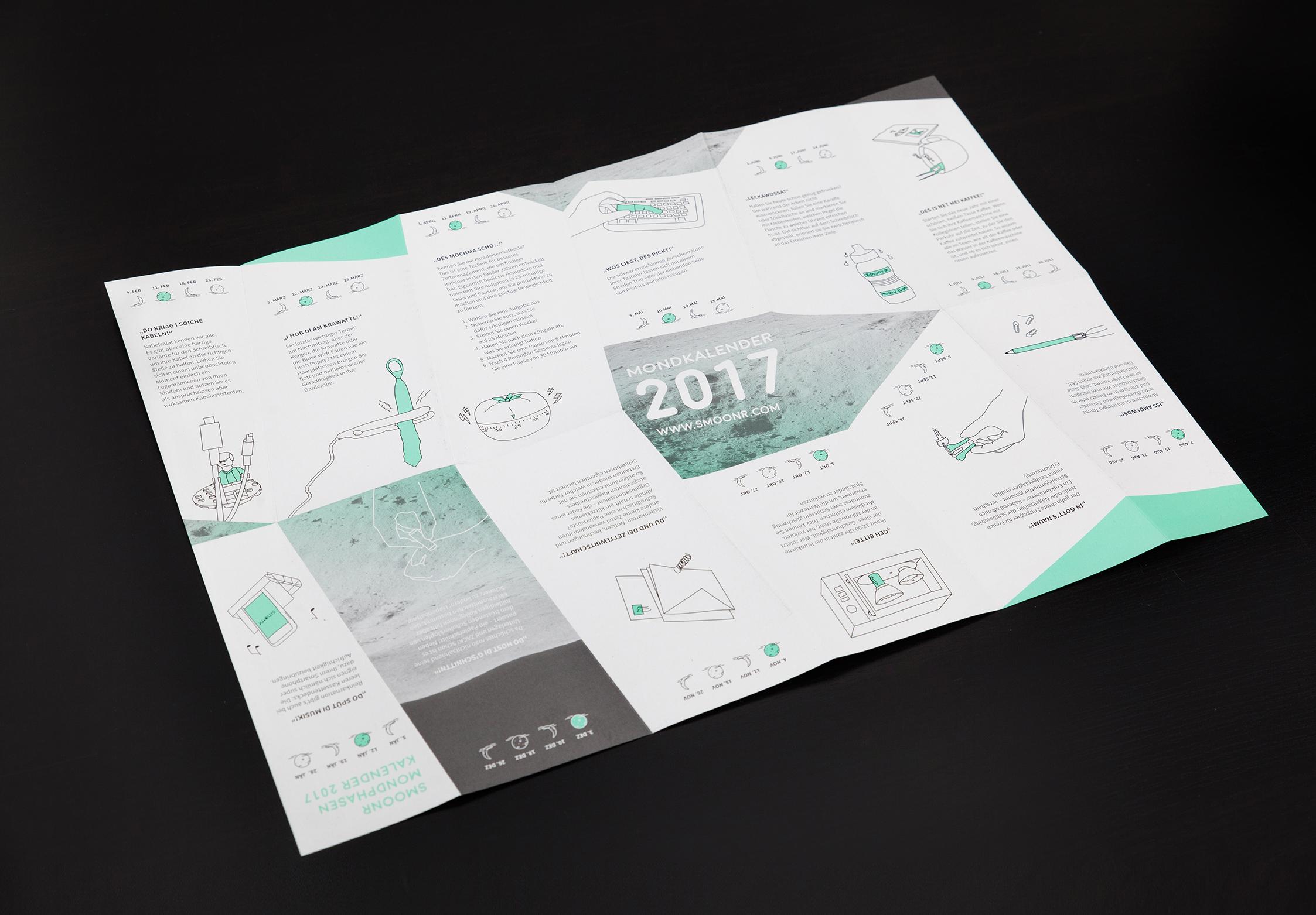 smoonr Mondkalender 2017