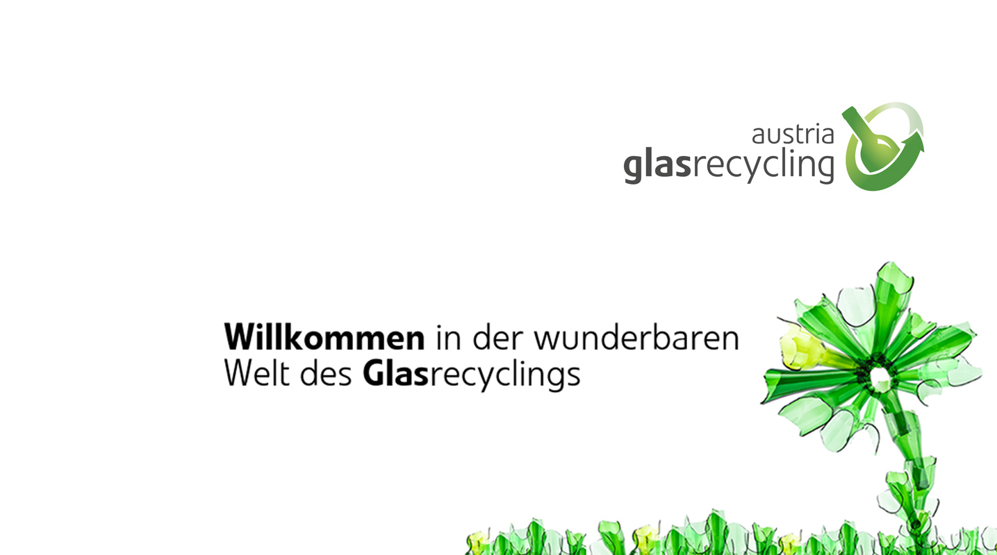 Die wunderbare Welt des Glasreyclings